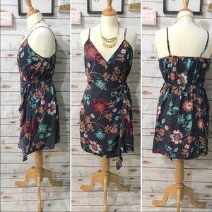 Xhilaration Dresses - ❤️Xhilaration - Front Wrap Dress ❤️